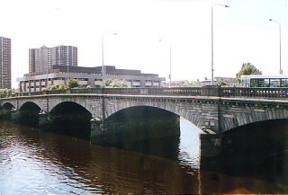 Victoria Bridge, Glasgow