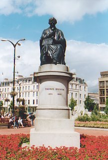 Statue of Thomas Graham in George Square, Glasgow