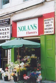 Flower Shop, Buchanan Street, Glasgow