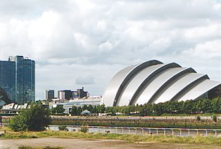 The Armadillo, Glasgow
