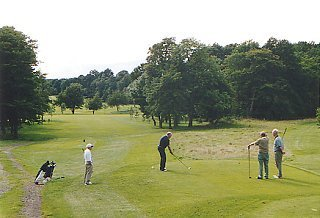 Pollok Golf Course, Pollok Country Park