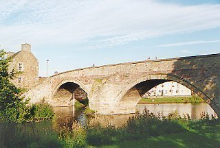 Old Nungate Bridge, Haddington