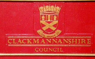 Clackmannanshire Council Arms