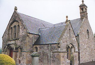 Roxburgh Parish Church