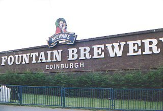 Fountain Brewery, Fountainbridge, Edinburgh