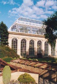 Palm House at the Royal Botanic Gardens, Edinburgh