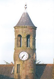 Old Parish Church Tower, Gordon