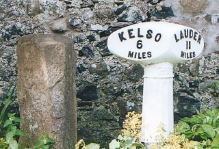 Mile Markers, Smailholm