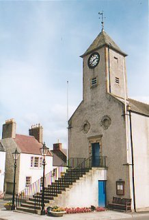Town Hall, Lauder