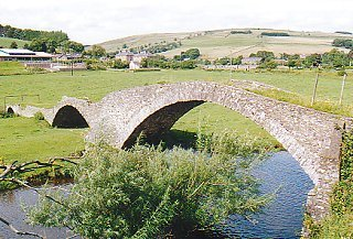 Pack Bridge (1654), Stow