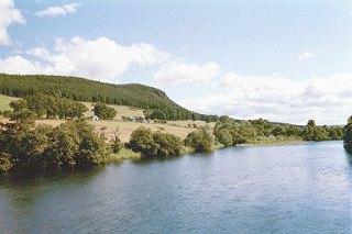River Conon at Moy Bridge