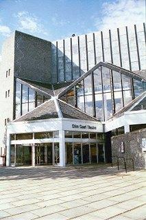 Eden Court Theatre (before refurbishment), Inverness