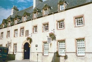 Dunbar's Hospital, Inverness