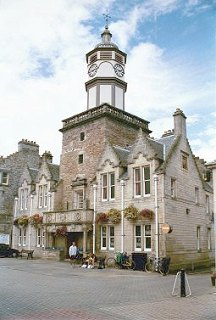 Dingwall Town House, incorporating Dingwall Museum