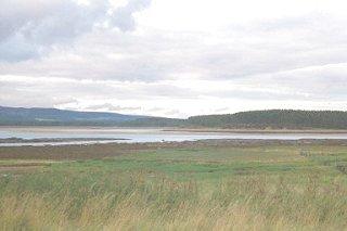 Loch Fleet from Skelbo