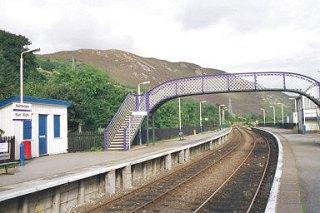 Helmsdale Railway Station