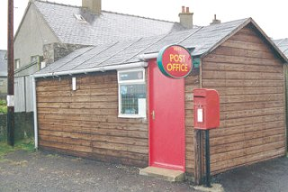 Keiss Post Office