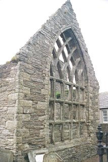 Old St. Peter's Kirk, Thurso (c.1220)