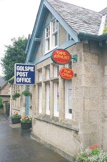 Golspie Post Office
