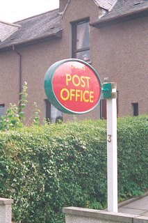 Dores Post Office