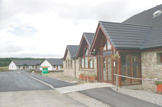 Farr Community Hall and Albin Housing Society home for rent