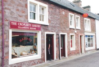 The Cromarty Bakery