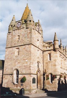 Tain Tolbooth (1706) and Sheriff Court