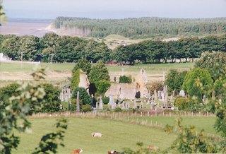 St Duthus' Chapel