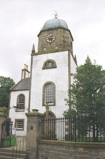 Cromarty Courthouse and Jail (1773)