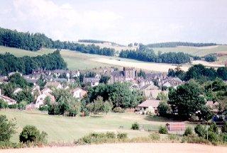 Glenfarg Village