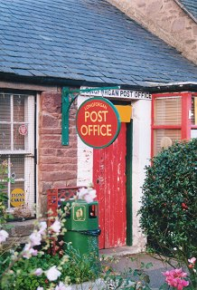 Longforgan Post Office