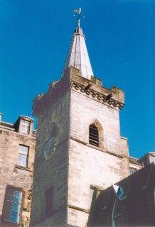 Magdalen Chapel, Cowgate