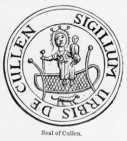Town Seal of the Burgh of Cullen