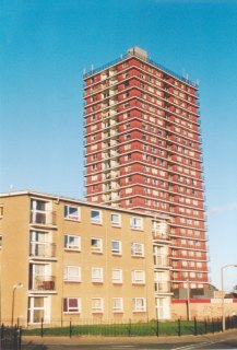 Martello Court, Muirhouse