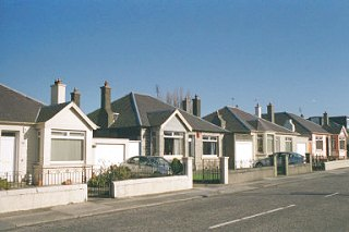 Bungalows in Christie Miller Avenue, Craigentinny