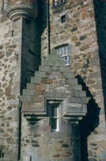 Detail of Craigentinny House