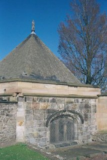 St Triduana's Well, Restalrig