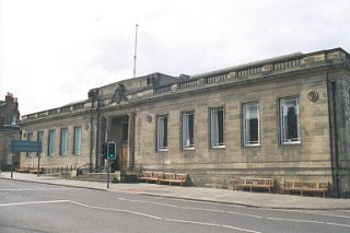 Leith Library & Former Town Hall (1929)