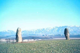 The Standing Stones of Orwell