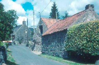 The village of Brunton, Fife
