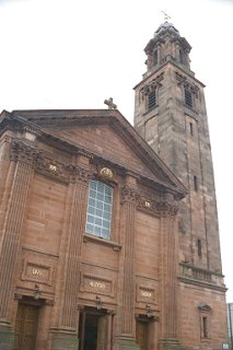 St. Aloysius RC Church, Garnethill