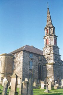St. Michael's Parish Church (1805), Inveresk