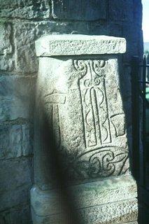 Sculptured Stone, Abernethy
