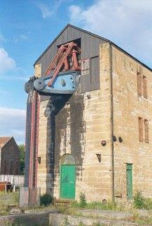 Beam Engine, Prestongrange Industrial Heritage Museum
