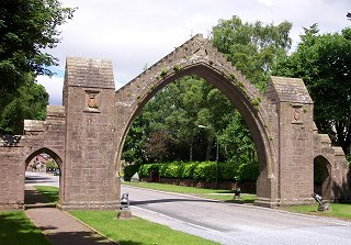 Dalhousie Arch, Edzell