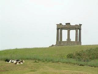 Stonehaven War Memorial at Black Hill