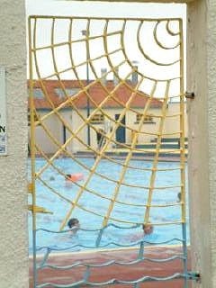 Outdoor Pool, Stonehaven