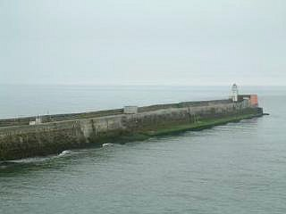 Aberdeen Harbour North Breakwater