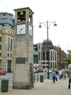 The Bell Tower, Lothian Road