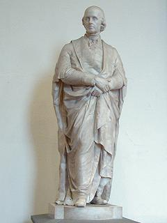 Statue of Henry Cockburn, Parliament Hall